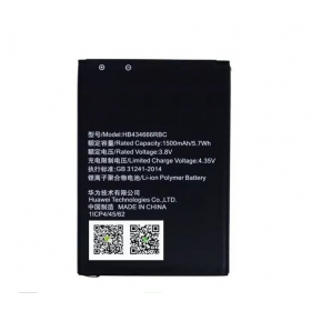 Huawei HB434666RBC for Modem E5573 / E5575 / E5576 / E5577 / E5776 (compatible with HB434666RAW) baterija / akumulators (1500mAh)