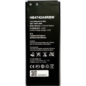 Huawei HB4742A0RBC Ascend G730 / Honor 3C baterija / akumulators (2300mAh)