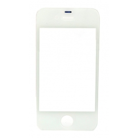 Apple iPhone 4S LCD ekrāna stikliņš (balts)