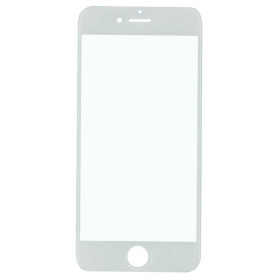 Apple iPhone 6 Plus LCD ekrāna stikliņš (balts) - OEM